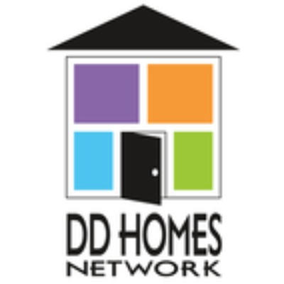 DD Homes Network logo