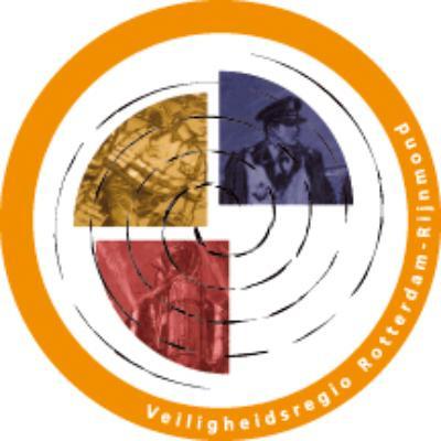 Logo van Veiligheidsregio Rotterdam-Rijnmond