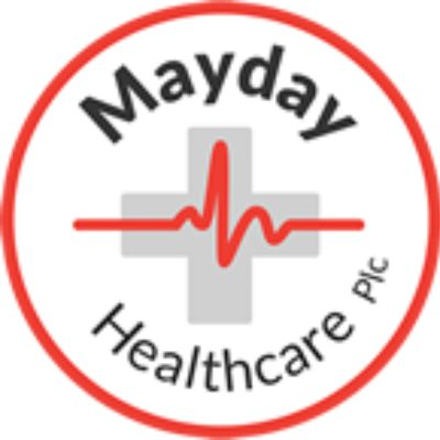 Mayday Healthcare logo