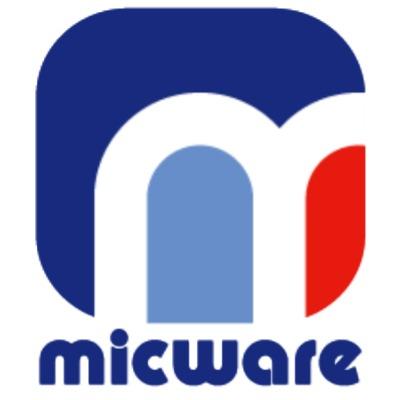 株式会社ミックウェアのロゴ