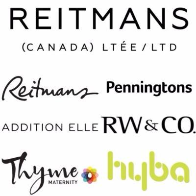 Reitmans (Canada) Ltd logo