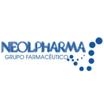 logotipo de la empresa Grupo Farmacéutico Neolpharma
