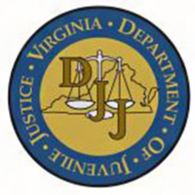 Virginia Department of Juvenile Justice logo