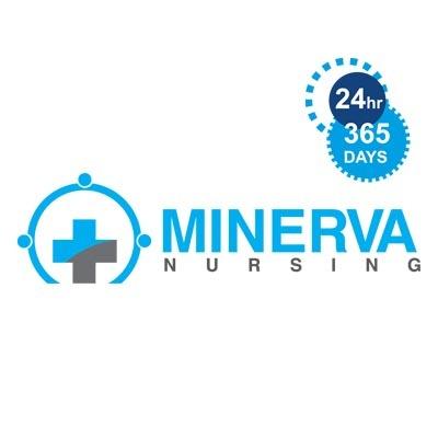 Minerva Nursing logo