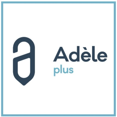 Logo Adèle Plus
