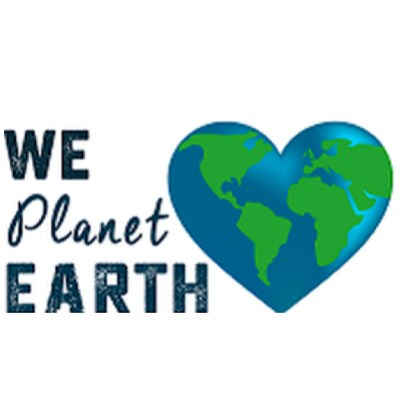 Logo We Planet Earth