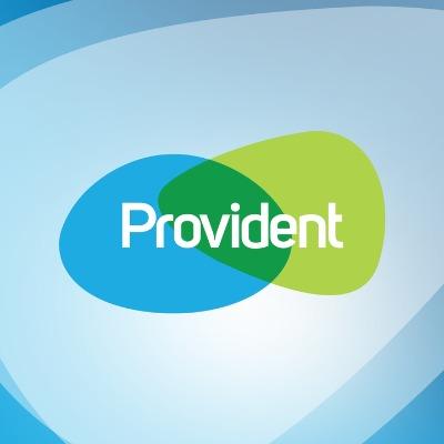 logotipo de la empresa Provident México