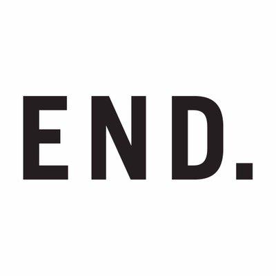 End Clothing logo