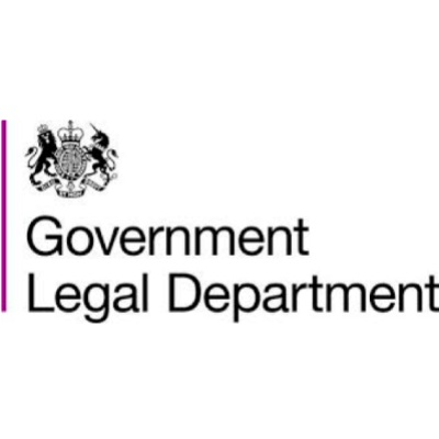 UK Government - Government Legal Department logo
