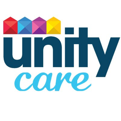 Unity residential care services logo