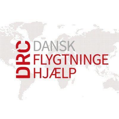 logo for Dansk Flygtningehjælp