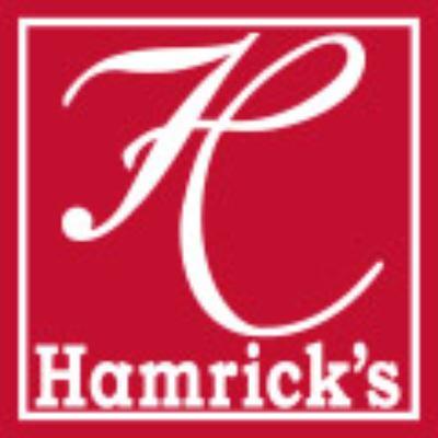 HAMRICK'S INC logo