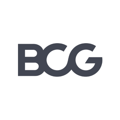 Лого компании Boston Consulting Group