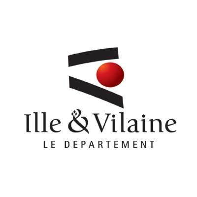 Logo Département Ille et Vilaine