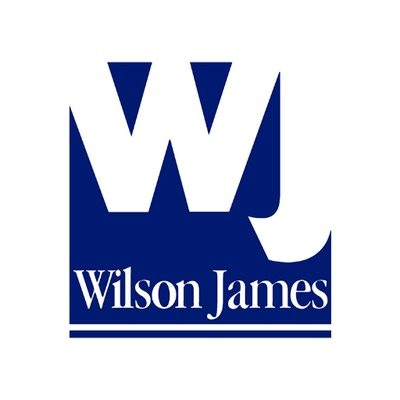 Wilson James logo