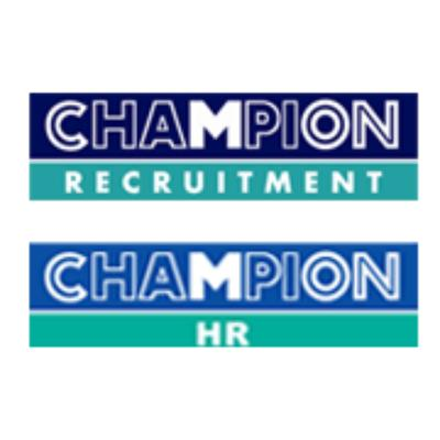 Champion Recruitment logo