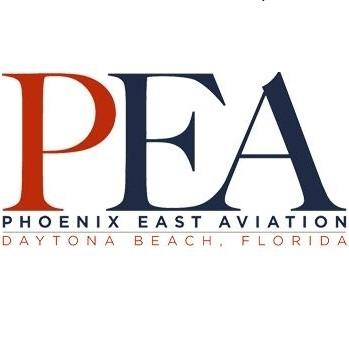 Phoenix East Aviation logo