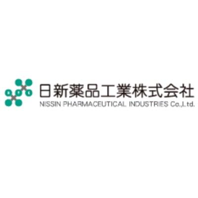 日新薬品工業株式会社のロゴ