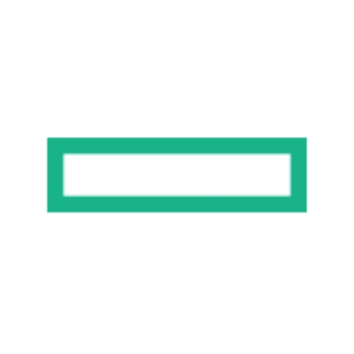 Hewlett Packard Enterprise logou