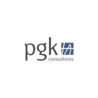 logotipo de la empresa PGK Consultores