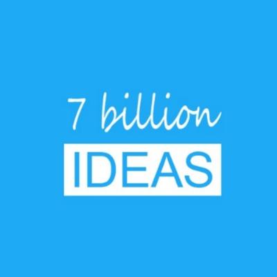 7billionideas logo