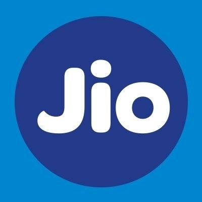 Jio company logo