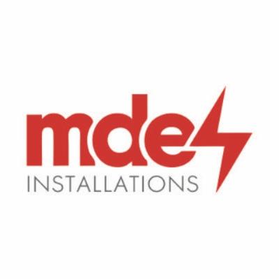 MDE Installations Ltd logo