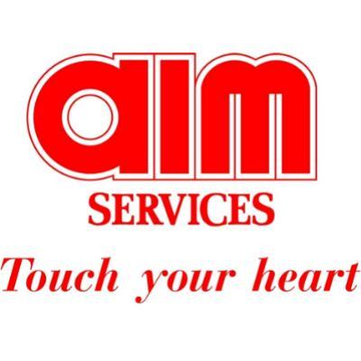 エームサービス株式会社のロゴ