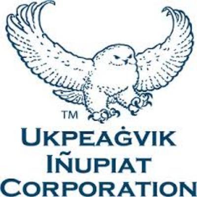 Ukpeagvik Inupiat Corporation logo