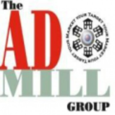 The AdMill Group logo