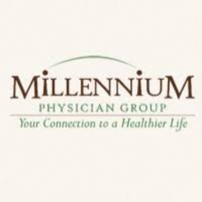 Logo for Millennium Physician Group