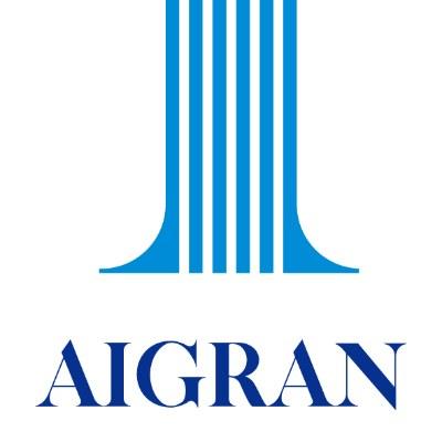 株式会社アイグランのロゴ