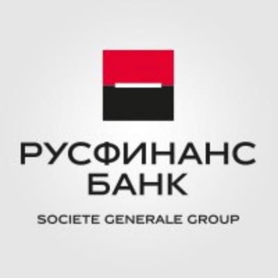 Лого компании ООО Русфинанс Банк