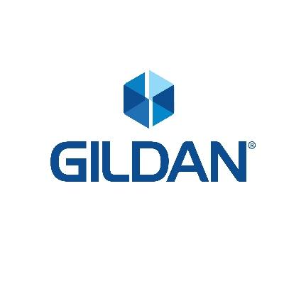 logotipo de la empresa Gildan