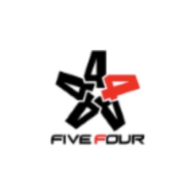 ファイブフォー株式会社のロゴ