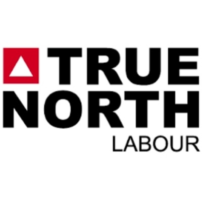 Logo True North Labour Inc.