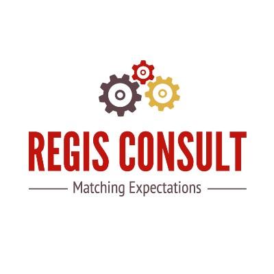 REGIS CONSULT logo