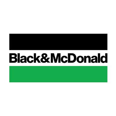 Black & McDonald Limited logo