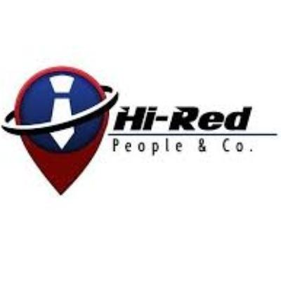 logotipo de la empresa Hi-Red Mexico
