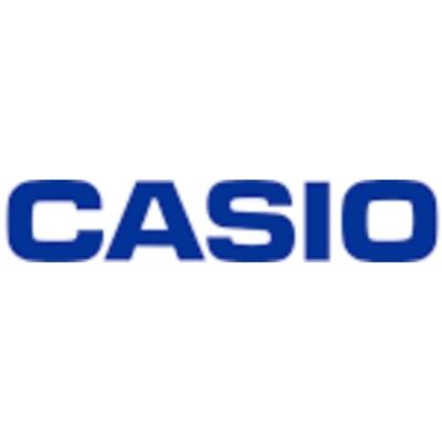 カシオ計算機のロゴ
