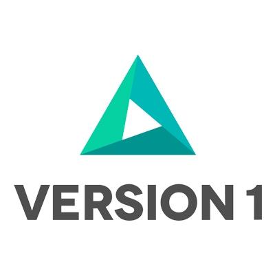 Version 1 logo