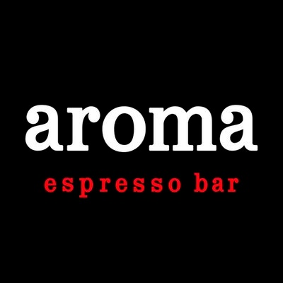 Aroma Espresso Bar logo