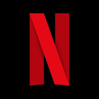 logotipo de la empresa Netflix