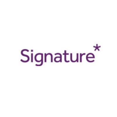 Signature Recruitment logo
