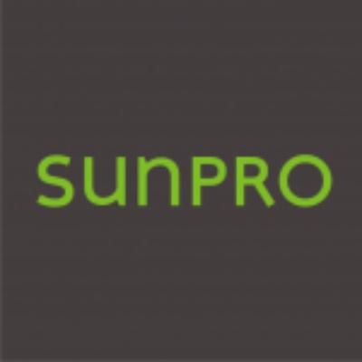 株式会社サンプロのロゴ
