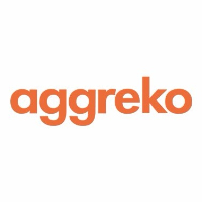 logotipo de la empresa Aggreko