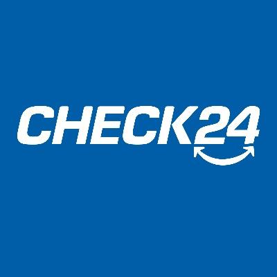CHECK24 Vergleichsportal-Logo