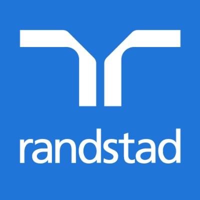 Logotyp för Randstad