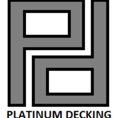 Platinum Decking logo