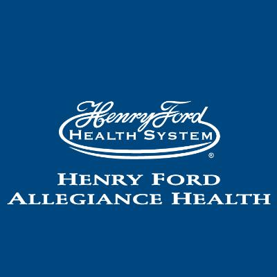 Working at Henry Ford Allegiance Health: 265 Reviews